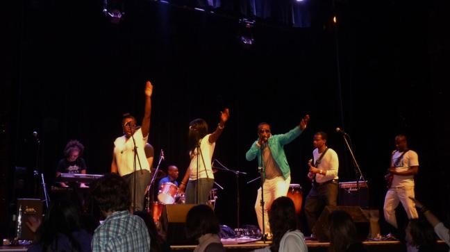 Concert FASO