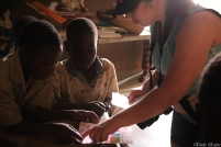 Ecole de Boussouma - EEstève