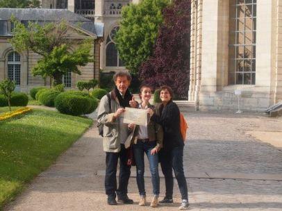2013 prix académique de l'Engagement